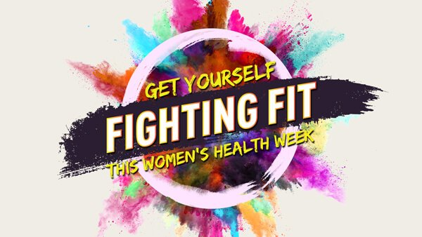 Free Fighting Fit Workshop for Women