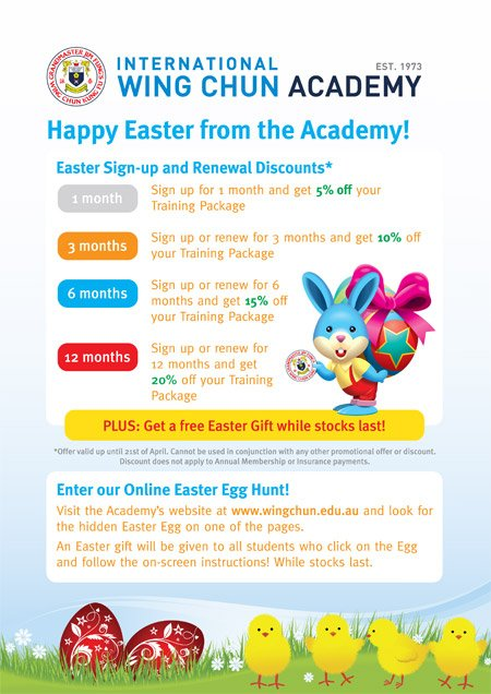 Easter offers discounts and an online easter egg hunt easter sign up and renewal discounts negle Images