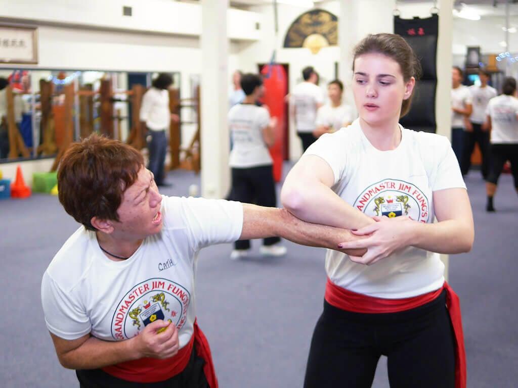 Women's Self Defence Classes | International Wing Chun Academy